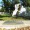 Rundgang Jüdische Gemeinde Potsdam: Station 4 - Denkmal für die unbekannten Deserteure