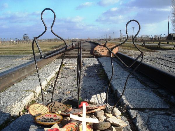 Projekttreffen in Krakau - Besuch der Gedenkstätte Auschwitz