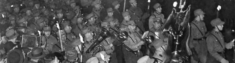 Bundesarchiv Bild 102-02985A, Berlin, Fackelzug zur Machtergreifung Hitlers